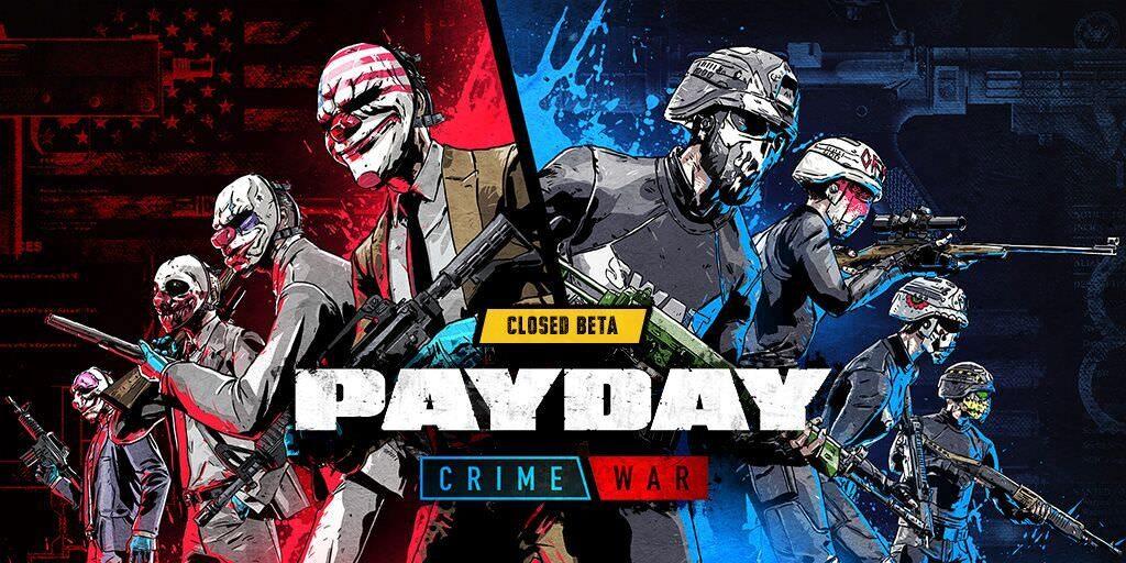 Payday Crime War 2019