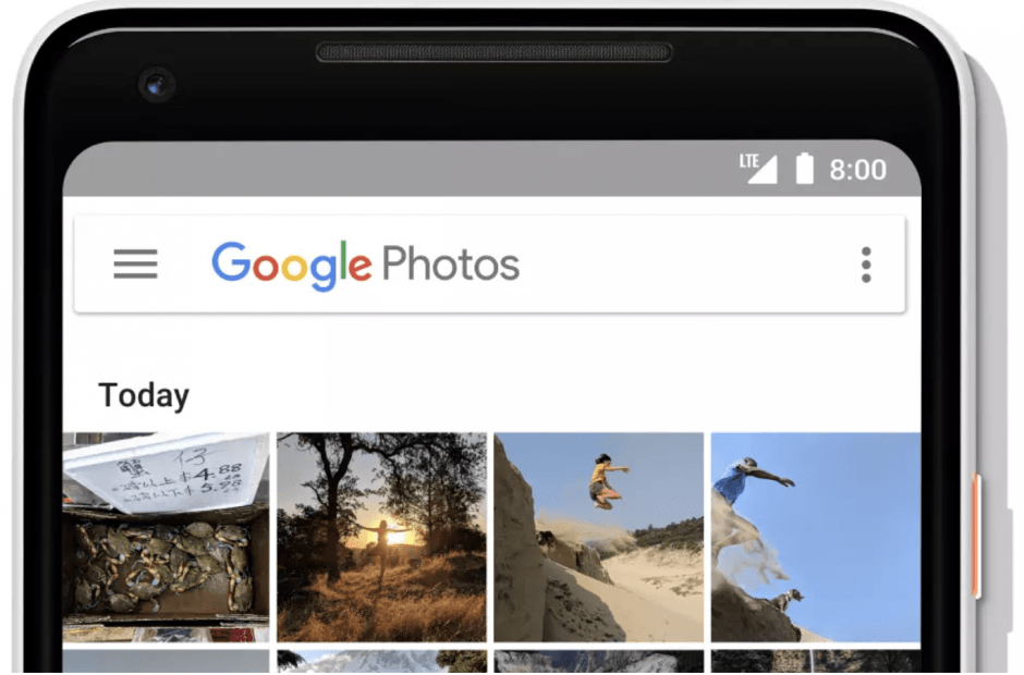 Unlimited Google Photos Storage