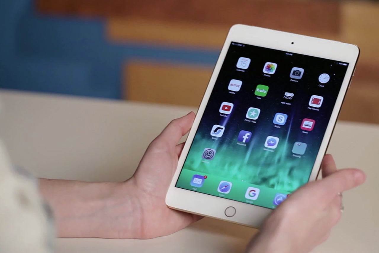 ipad mini 5 in 2019