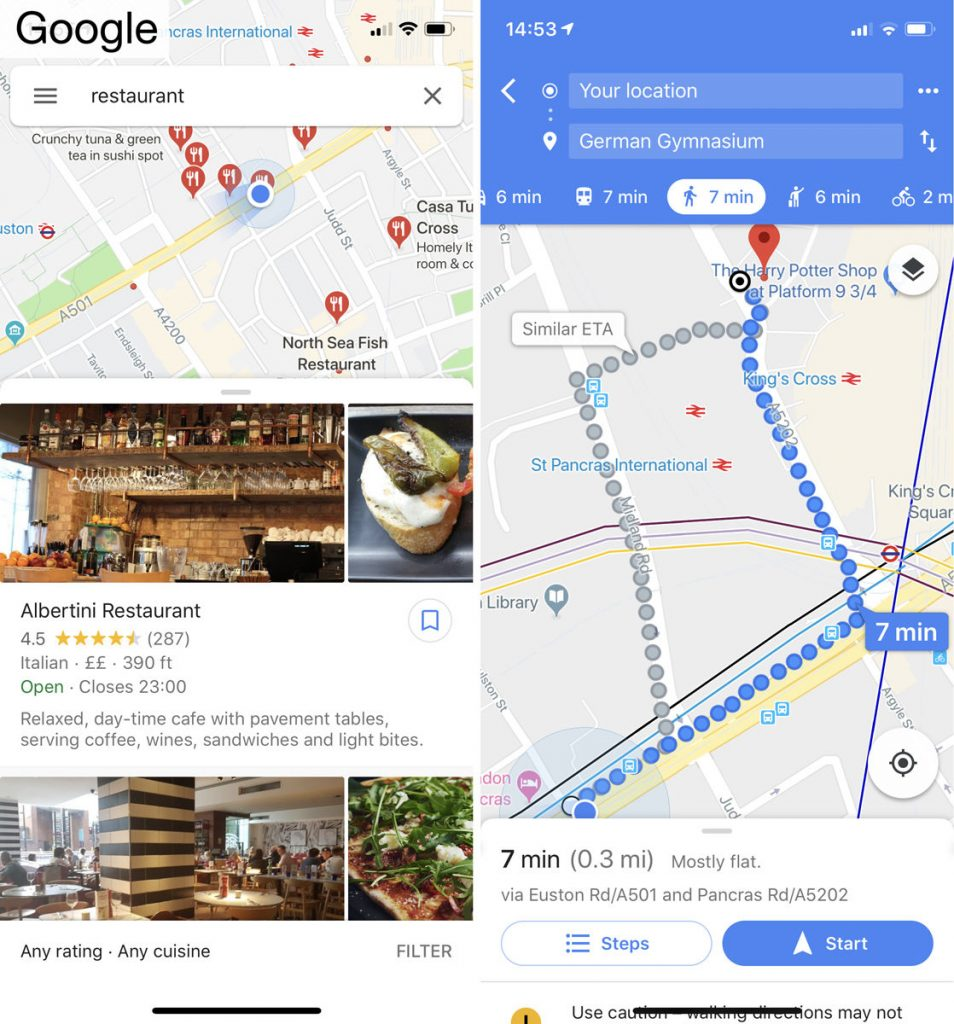 Apple Maps Vs Google Maps 2019, which is better to find your
