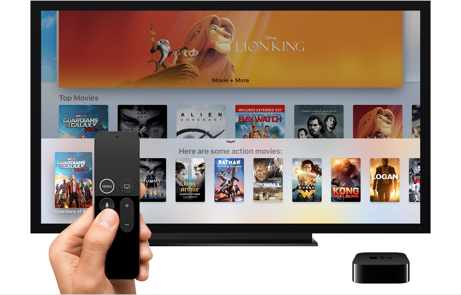 How to watch TV and movies on Apple TV using the TV app