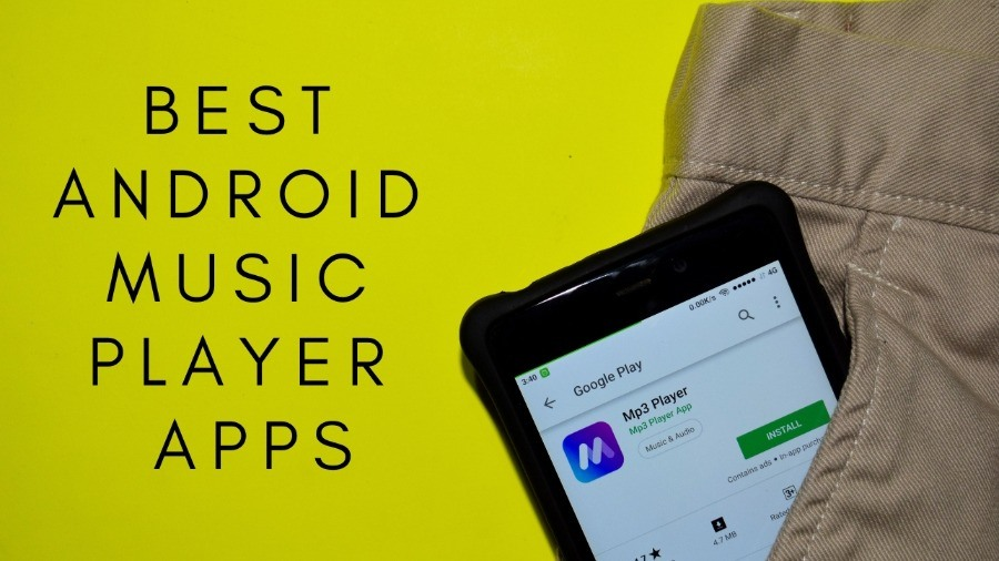 Best Android Music Player App 2019