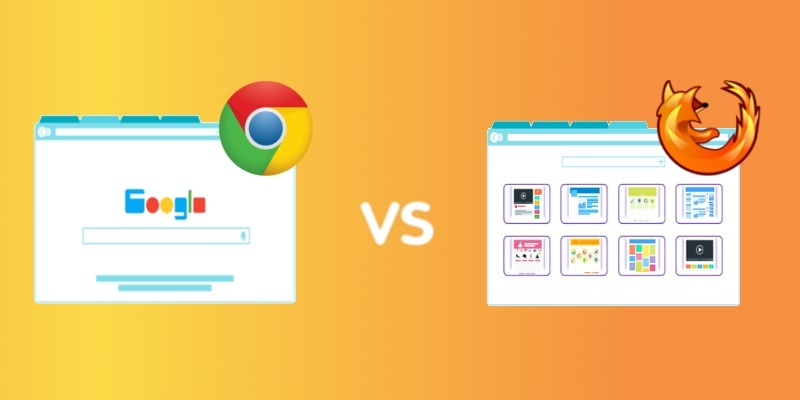 Firefox Vs Chrome 2019 Over Speed With Some New Features