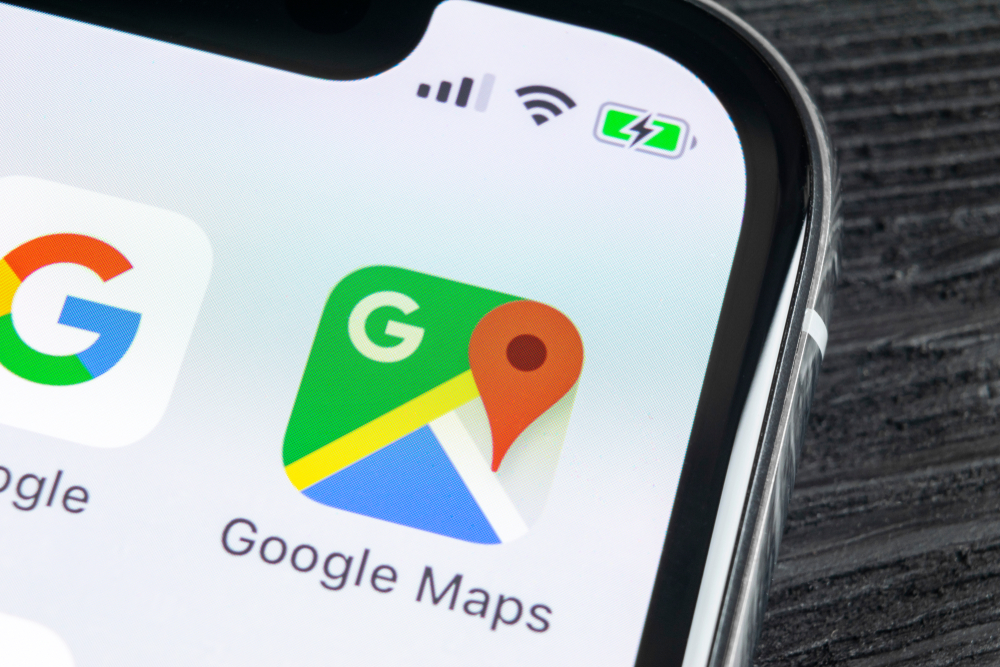 How to update Google Maps on your iPhone or Android Phone