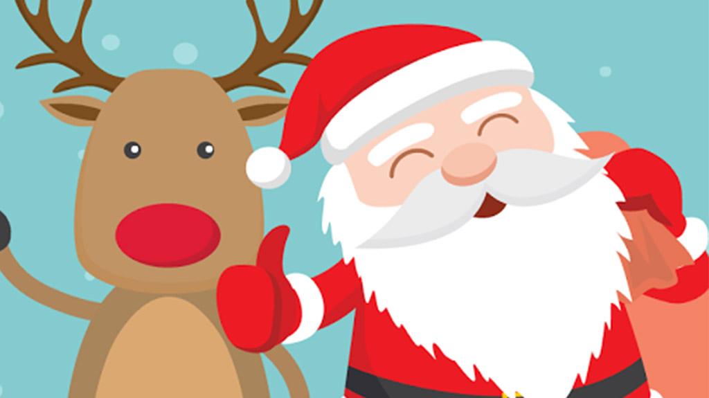Christmas Apps Retrocube