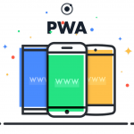 Progressive Web Application Retrocube
