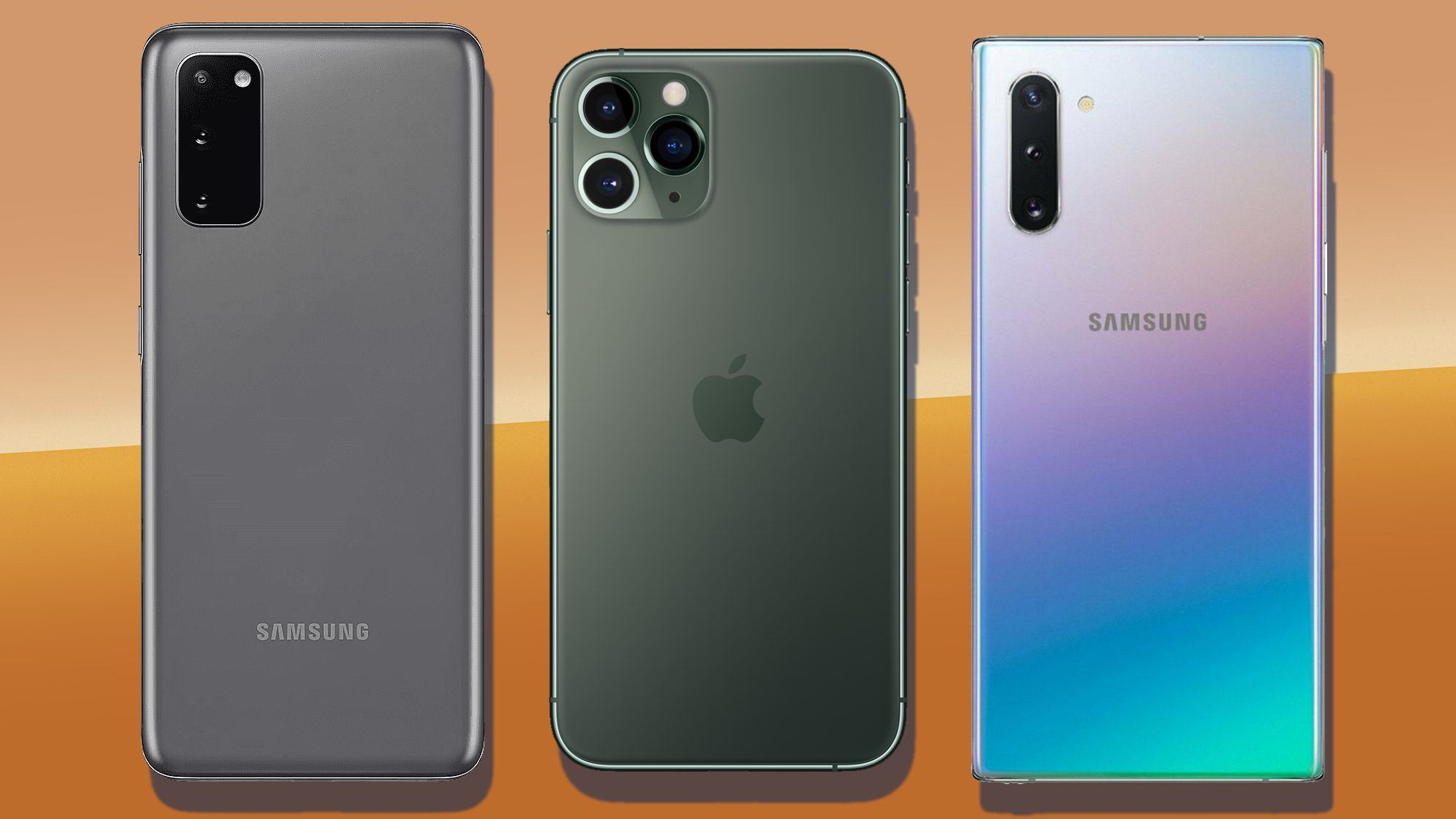 Smartphones to Check Out in 2020