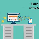 How to turn a Website into an iOS App
